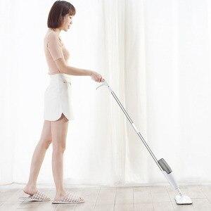 Image 2 - Original Deerma Spray Mop 360 Degree Rotating Handheld Mijia Water Spray Mop Home Cleaning Sweeper Mopping Dust Cleaner