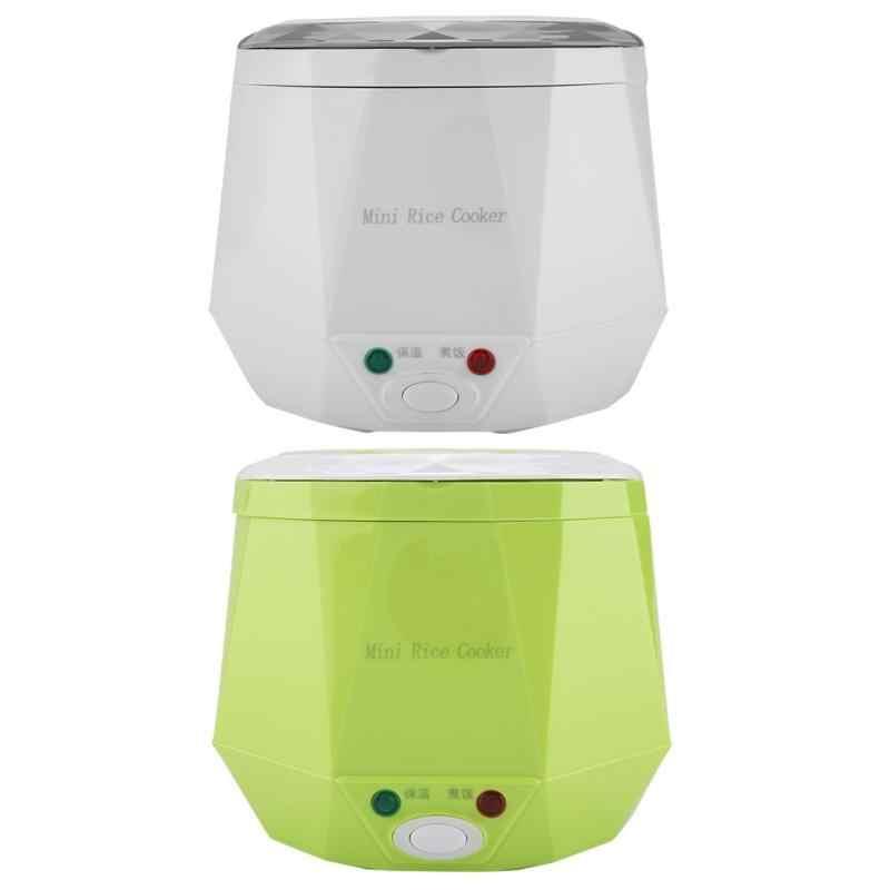 12V 100W 12V Tragbare Elektrische Heizung Lunch Box Lebensmittel-Grade Food Container Lebensmittel Wärmer Für Kinder geschirr Set Auto Neue