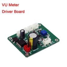 Placa controladora de Medidor de VU, módulo de controlador de nivel VU, placa controladora de cabecera, altavoz HiFi, controlador IC AC/DC 12V 20V