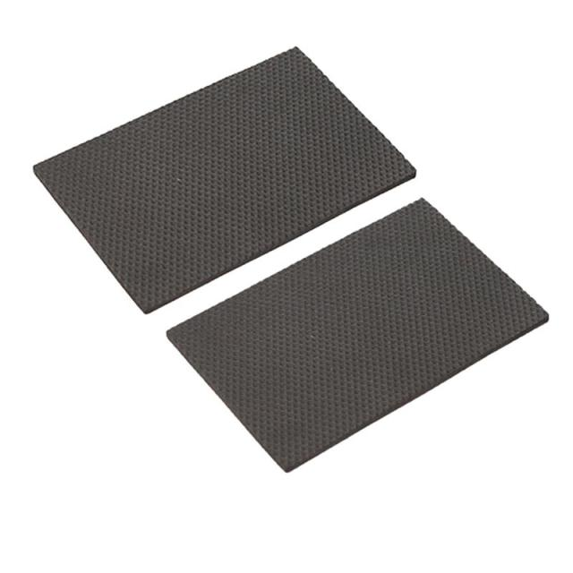 2pcs Table Feet Mat Silent Non Slip Sticky Antifriction Leg Bottom Floor Protectors Cover For Furniture Bed Chair