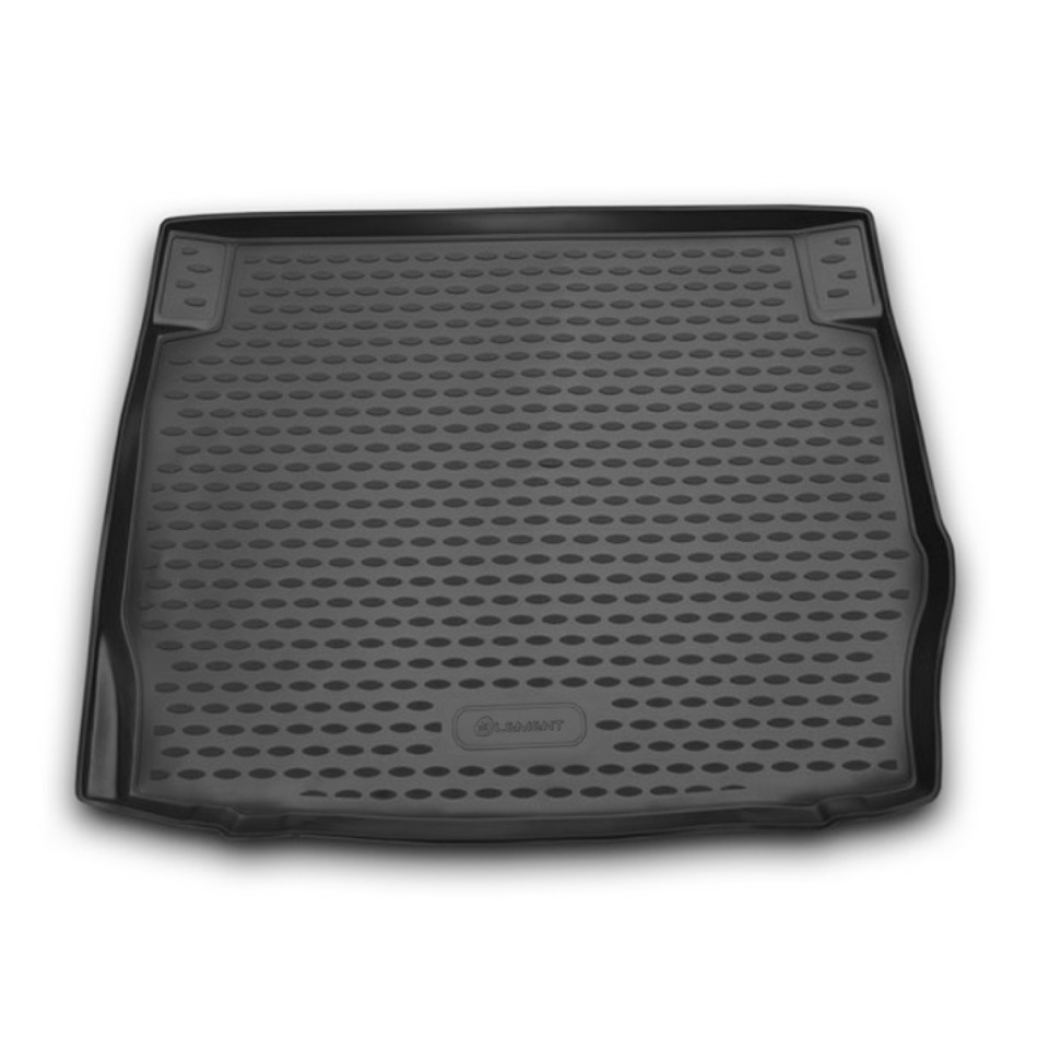 For BMW 1-series F20 2011-2015 black car trunk mat Element NLC0533B11 for bmw x6 2008 2014 black car trunk mat without adaptive mounting system element nlc0518b12