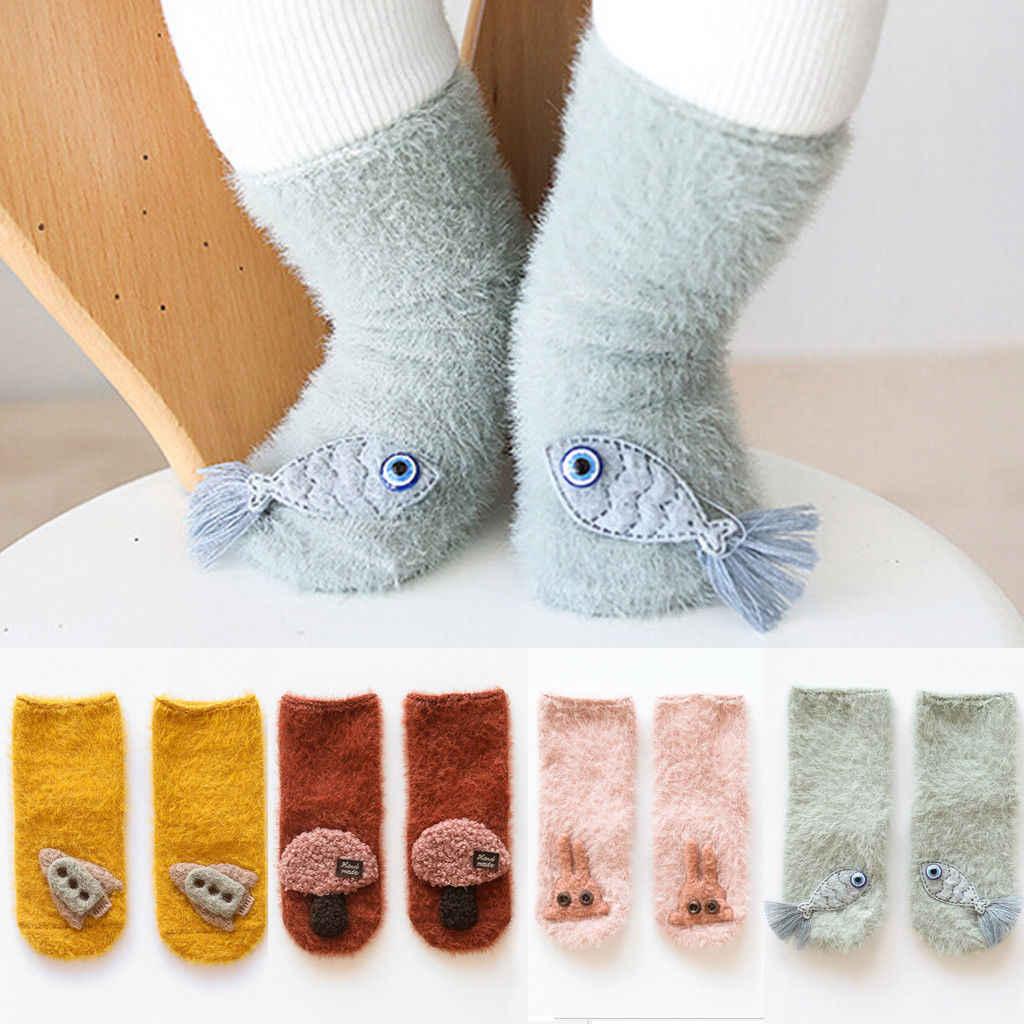 Toddler Boot Socks Newborn Baby Cute