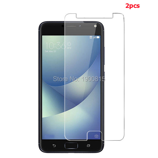 2pcs/lot Tempered Glass For Asus ZenFone 4 Max ZC520KL Screen Protector X00HD <font><b>ZC520</b></font> <font><b>KL</b></font> Protective Glass Film Protection Guard image
