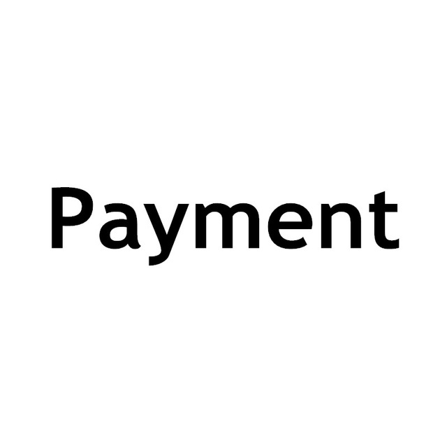 Payment List for Switch game accessories