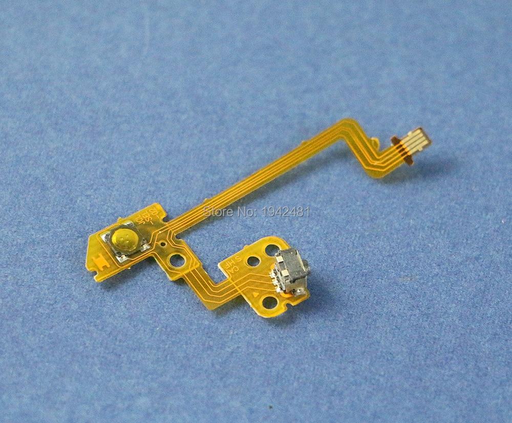 50 set/lote de L ZL botón ZR botón cinta para tecla Flex Cable para Nintendo NS interruptor alegría-Con botones del controlador de Cable
