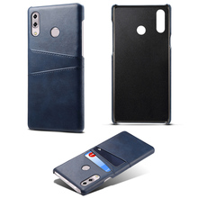 цена на For Asus Zenfone 5 ZE620KL Case Retro Calf Grain PU Leather Card Slots Protective Cover Zenfone 5 Case ZE620KL Card Case Luxury