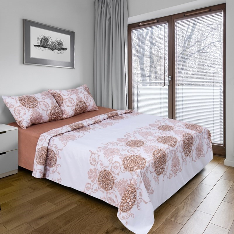 [Available with 10.11] linens euro Silk rose