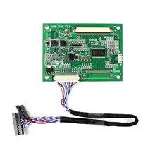 لوحة تحويل TTL لـ A080SN01 V0 A104SN03 V1 20Pin LVDS إشارة LVDS إلى TTL Tcon board