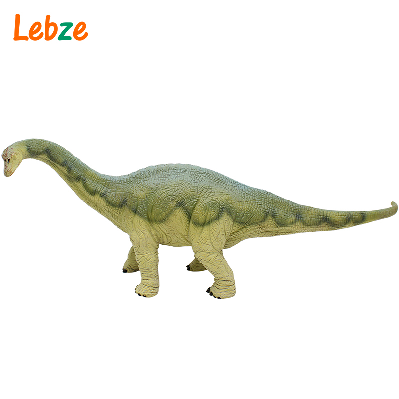 Realistic Apatosaurus Solid Plastic Dinosaur Figure Toy Model Best Gift Kids
