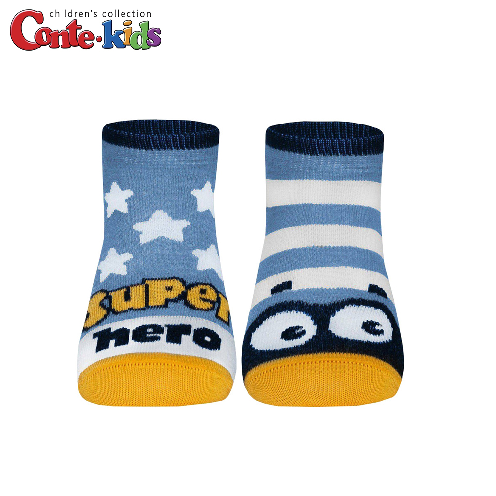 Foot Socks CONTE KIDS 17C-10SP1 children sock boys girls Baby Shoes kids clothing