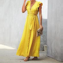3d38550c8f Yellow Black Evening Dress Promotion-Shop for Promotional Yellow ...