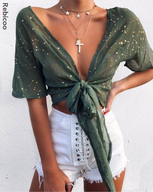 Lace up Denim Shorts For Women Cotton Summer Sexy Tassel Hot High Waist Pocket Jeans Shorts femme Fashion Slim Shorts Brand New in Shorts from Women 39 s Clothing