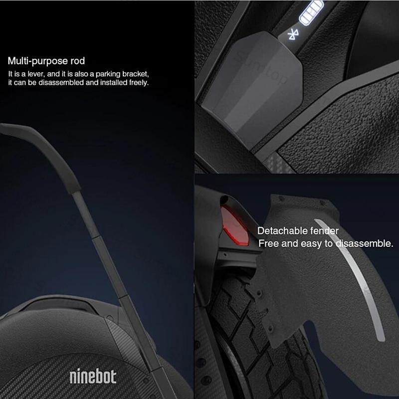 2019 Date D'origine Ninebot Une Z10 Z6 hoverboard 1800 W 45 km/h Soutien Bluetooth Monocycle Smart hoverboard électrique - 5