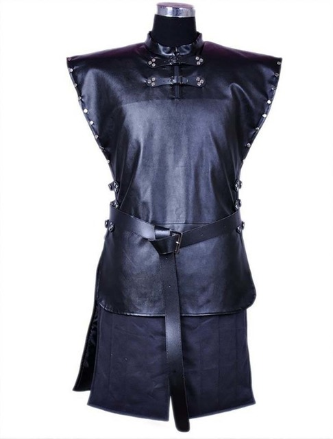 Jon Snow Cosplay Costume 1