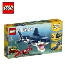 Конструктор LEGO Creator 31088 Обитатели морских глубин