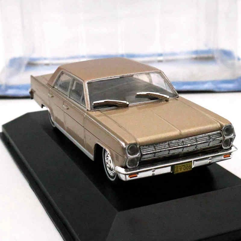 IXO Алтая 1:43 IKA Rambler Ambassador 1965 Diecast Модели Ограниченная серия игрушки коллекция автомобилей