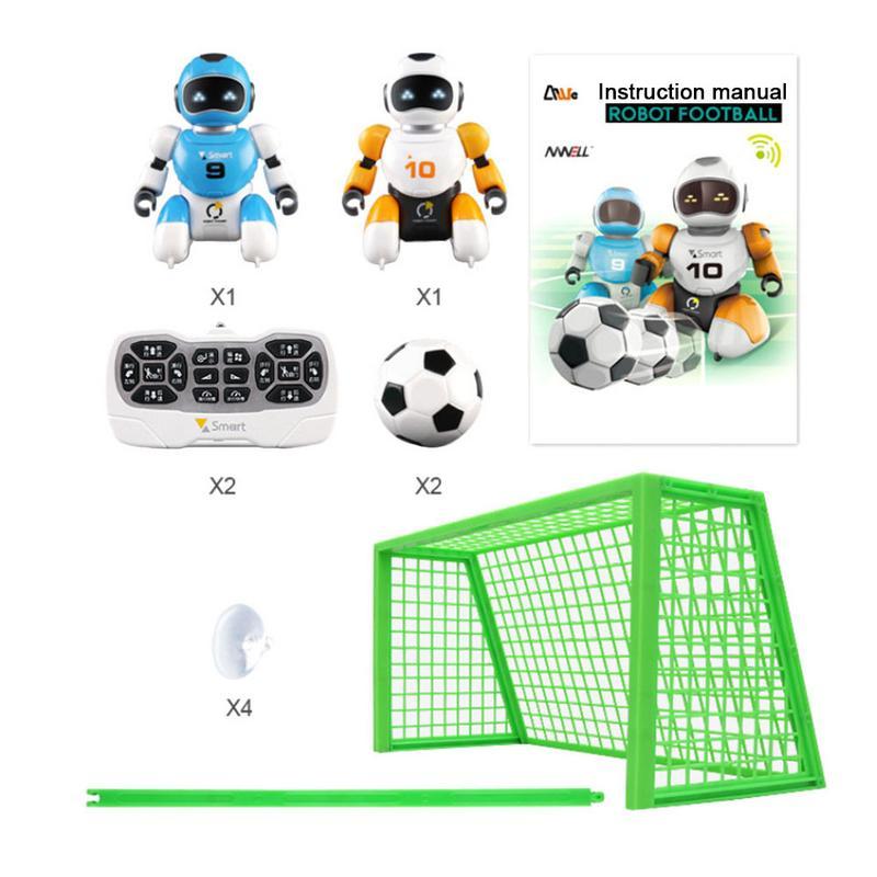 Smart USB charge télécommande football Robot jouet chantant danse télécommande Robot Simulation jouets éducatifs pour les enfants