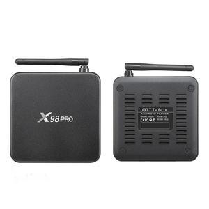 Image 3 - X98プロamlogic S912アンドロイド6.0テレビボックス2ギガバイト/3ギガバイト16ギガバイト/32ギガバイトオクタコアx98プロメディアプレーヤー2.4グラム/5.8グラム無線lan 4 18kスマートセットトップボックス