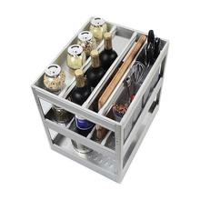 Organizador Pantry Dish Rack And Storage Accessories Keuken Organizer Cuisine Kitchen Cabinet Cestas Para Organizar Basket