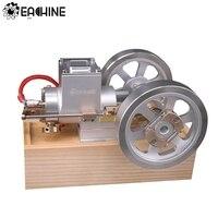 Eachine ET1 THÂN Nâng Cấp Đánh & Hoa Hậu Khí Động Cơ Động Cơ Stirling Mô Hình Động Cơ Đốt Bộ Sưu Tập TỰ LÀM Dự Án