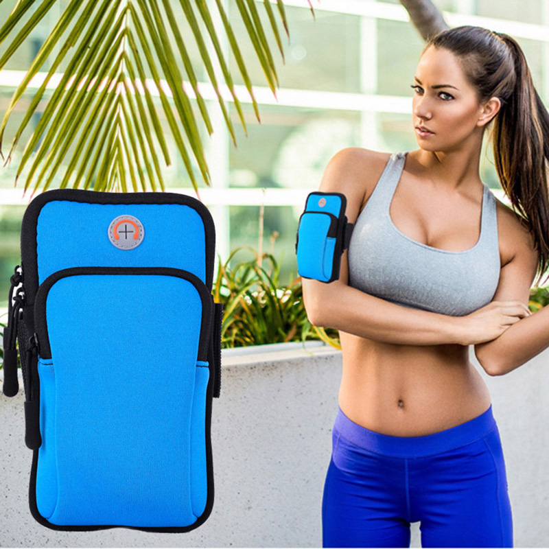 Armband For Texet Tm-5513 Tm-6003 X-basic 2 Tm-4272 Waist Bag Gym Running Cell Phone Holder Case Arm Band Sports Accessories Armbands