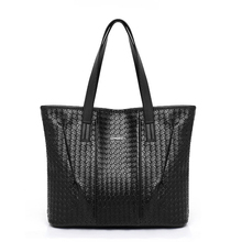 2019 Amarte New Women Large Capacity Handbags Simple Wild Shopping Bag Tote PU Leather Travel bags