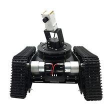 ZL-TECH rebot stm32 open source inteligente rc robô carro wifi app controle com 720 p câmera digital servo 2019 nova chegada brinquedos crianças