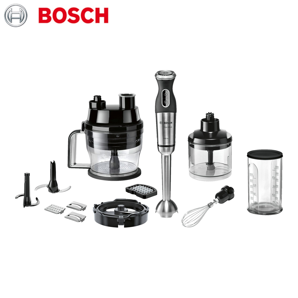Blenders Bosch MSM881X1 Home Kitchen Appliances chopper immersion mixer stationary preparation of drinks and dishes