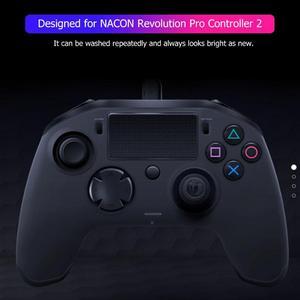 Image 5 - ノンスリップシリコンジョイゲームハンドル保護ケースカバーソニーPS4 nacon革命プロコントローラ 2 V2 ゲームパッド