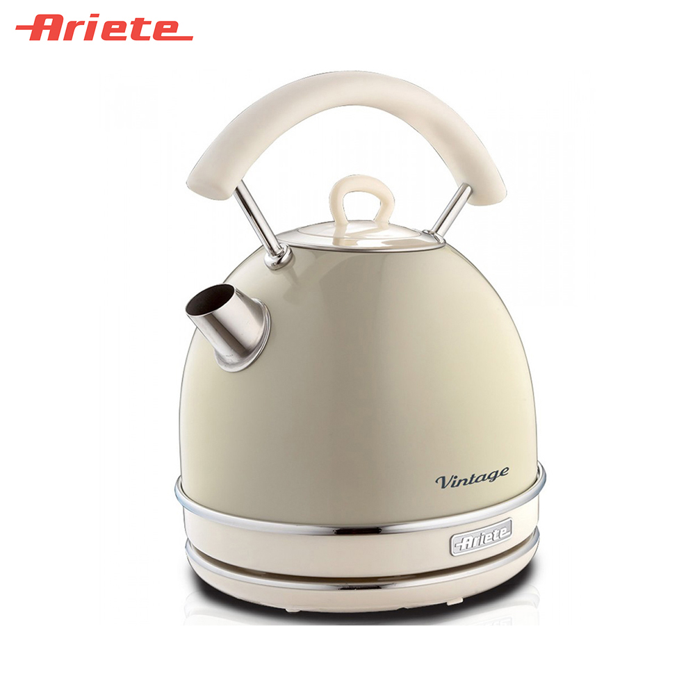 Electric Kettles Ariete 8003705114289 smart kettle teapot pot water boiler electric kettle redmond rk g154 pot teapot thermo household pot quick instant heating boiling pot zipper glass large capacity