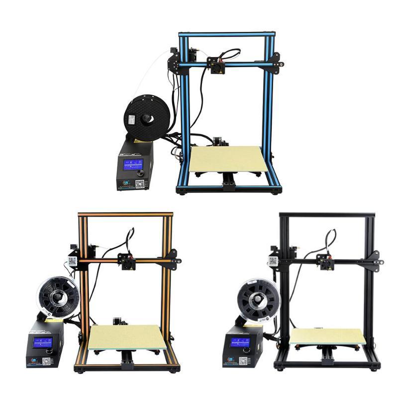 Kit imprimante 3D crealité 3D CR-10S Dua Z tige Filament capteur détecter la puissance