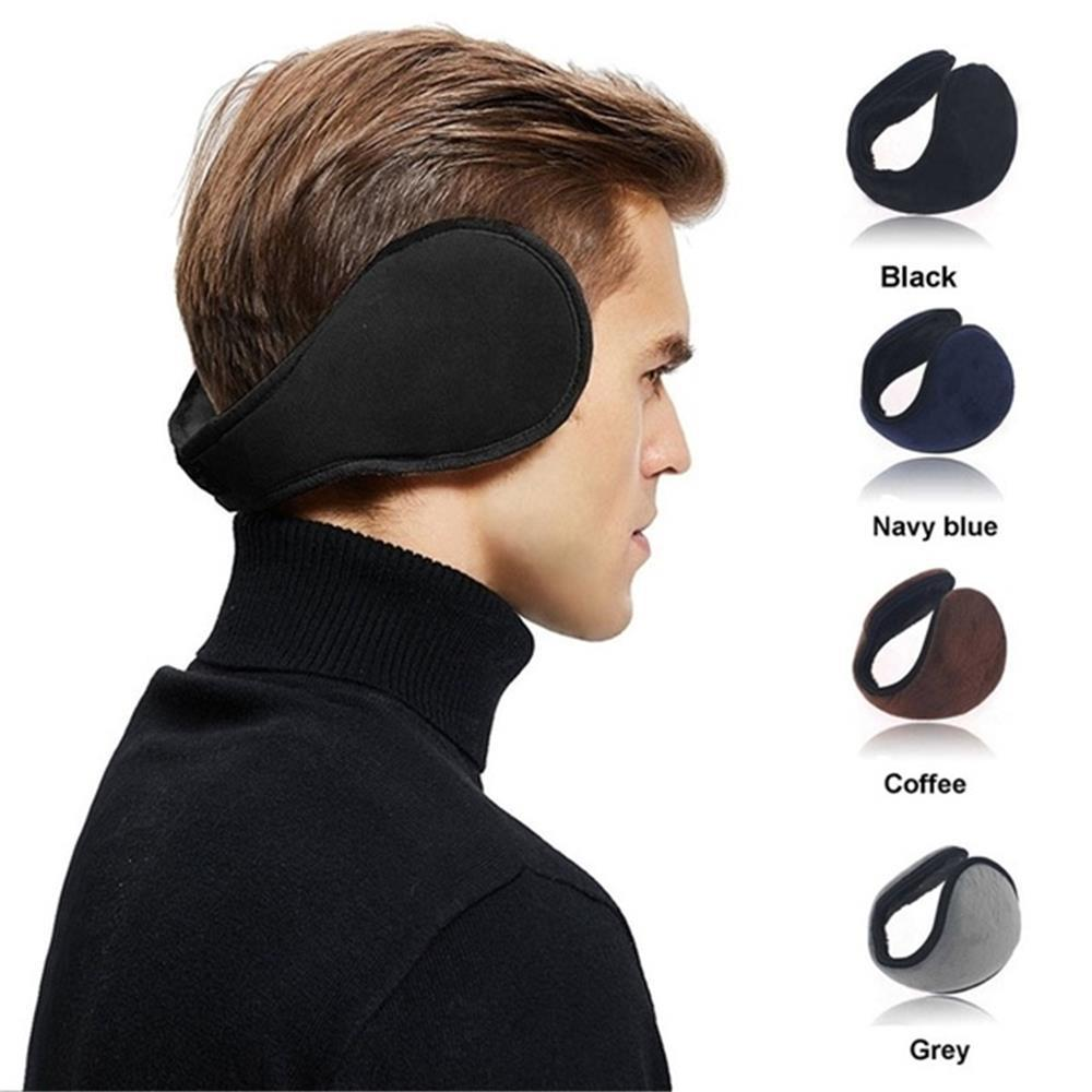 Men's Earmuffs Foldable Earmuffs Creative Burger Shaped Headband Ear Muffs Fur Winter Ear Warmer Earmuffs Ear Muffs Earlap Oorwarmers R4