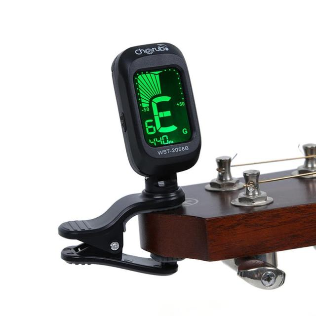 Cip-On Classic Guitar Tuner