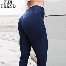 цены на Yoga Pants Women High Waist Sport Leggings Push Up Solid Training Running Sport Pants Fitness Women Yoga Leggings Sport Clothing  в интернет-магазинах