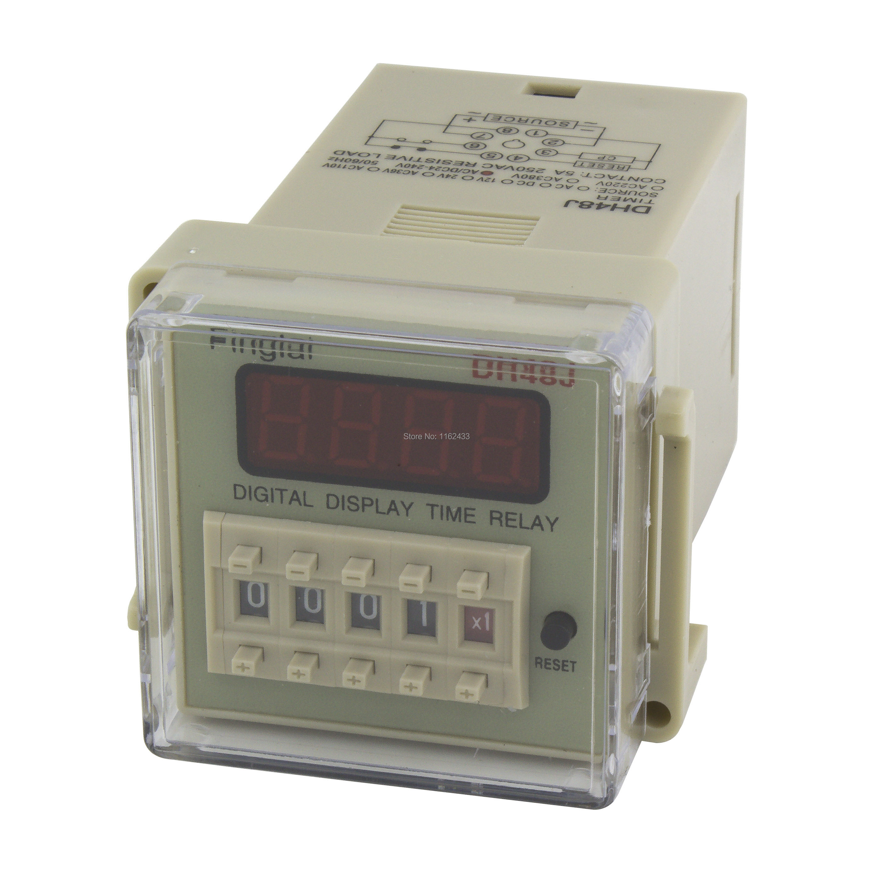 finder relay 8 pin diagram dh48j 8 8 pin contact signal input digital counter relay dh48j  input digital counter relay dh48j