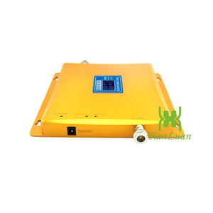 Image 4 - TianLuan GSM 900 mhz + 3g W CDMA 2100 mhz Dual Band Handy Signal Booster 2g 3g handy Signal Repeater mit Netzteil