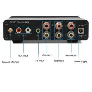 Image 4 - FX   Audio XL 2.1BL TPA3116 บลูทูธดิจิตอลเครื่องขยายเสียงซับวูฟเฟอร์ RCA/AUX/BT 50 W * 2 + 100 W