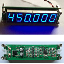 DYKB 6LED 1MHz to 1000 MHz RF Frequency Counter Cymometer meter measurement LED Digital Display FOR Ham Radio amplifier