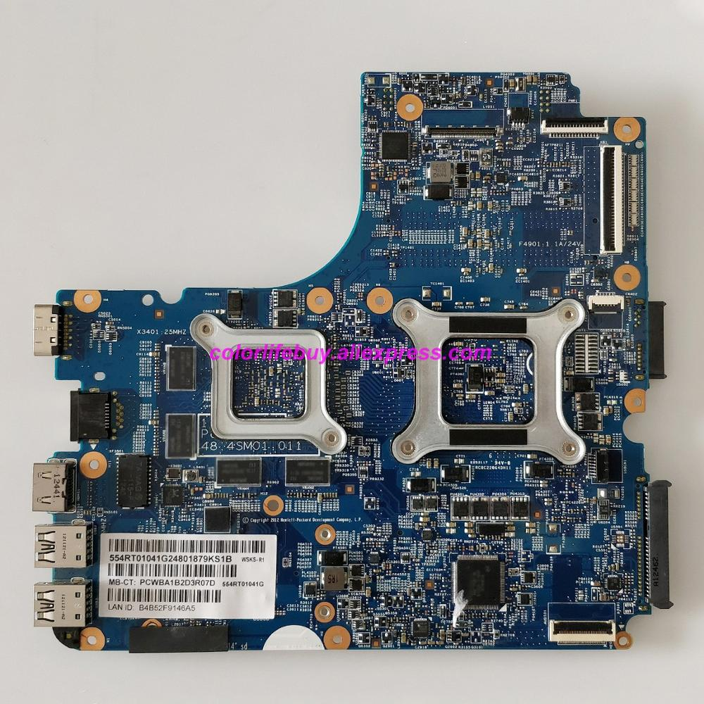 Image 2 - Genuine 683599 601 683599 001 683599 501 w HD7650M Graphics 2GB Vram Laptop Motherboard for HP 4446s 4545s NoteBook PC-in Laptop Motherboard from Computer & Office