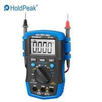 HoldPeak HP 37C True RMS Digital Multimeter 6000 Counts ESR Tester AC DC Voltage Current Ohm Temperature Frequency NCV Meter