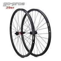 Japn Toray Carbon Rim 29er Carbon MTB Wheel XC Wheelset Mountain Bike Rim 360g Only With 12 Speed DT Swiss 240 Hub 27mm 23mm