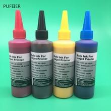 4 цвета x 100 мл универсальные сублимационные чернила для Epson настольный струйный принтер BK C M Y высокого качества