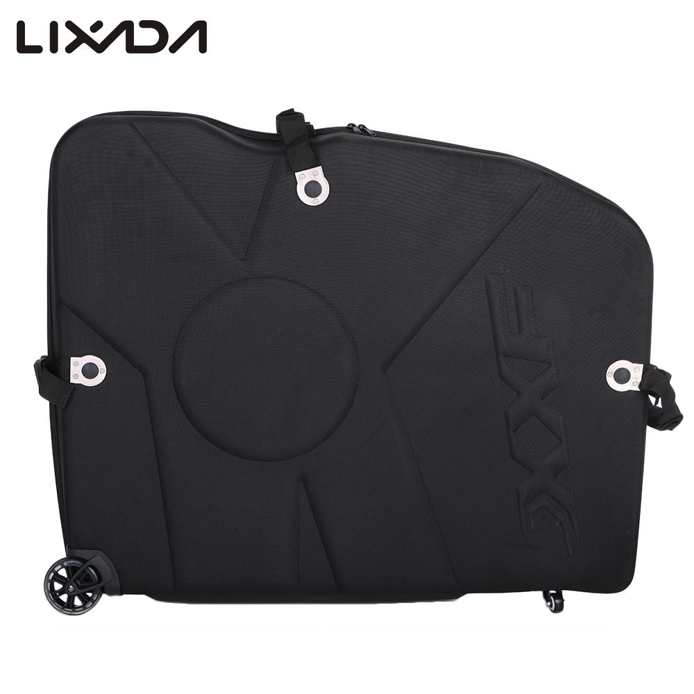 Lixada Bike-Bags Bicycle Travel Wheels Air-Transport-Case Road MTB EVA with Hard-29inch