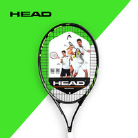 2019 New Style Original HEAD Tennis Racket Quality String Carbon Professional MP Heavy Tip Tennis Racquets With Bag Women Men