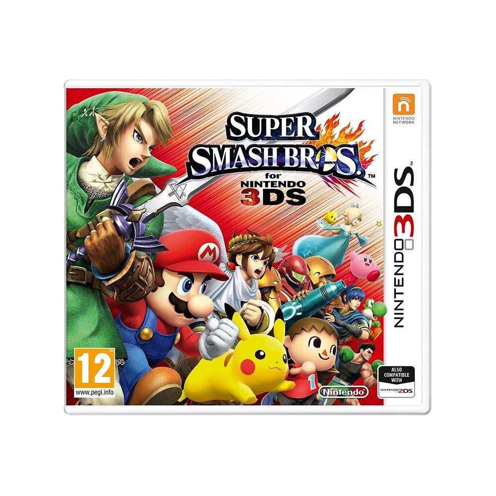 Game Deals Nintendo Super Smash Bros for Nintendo 3DS xfuny tm ac power adapter rapid home wall travel charger power supply for nintendo 3ds dsi xl