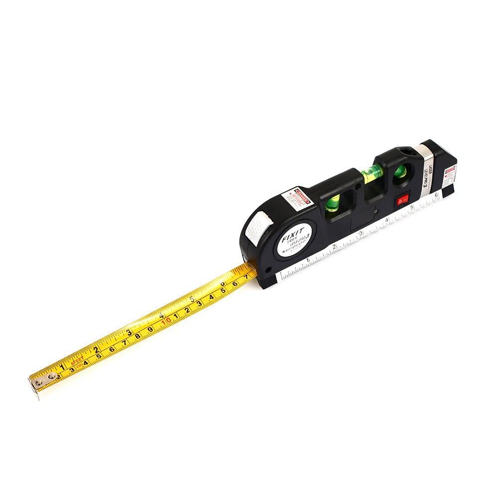 Линейка-уровень измерения углов строительных площадок прочный черный крепкий угловой манометр игровой лазерный уровень