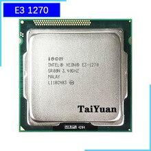 Intel Xeon E3 1270 E3 1270 3.4 GHz Quad Core מעבד מעבד 8M 80W LGA 1155