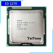 Intel Xeon E3 1270 E3 1270 3.4 GHz Quad Core procesor CPU 8M 80W LGA 1155
