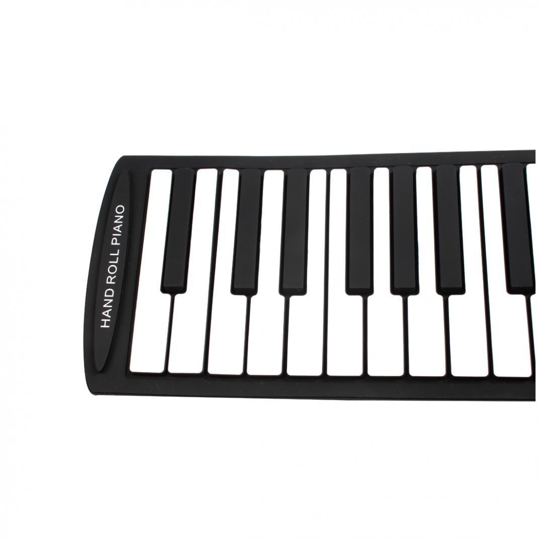 KONIX PA88 Prijenosni 88 Tipke Tipkovnica Klavir 140 Tonovi - Glazbeni instrumenti - Foto 5