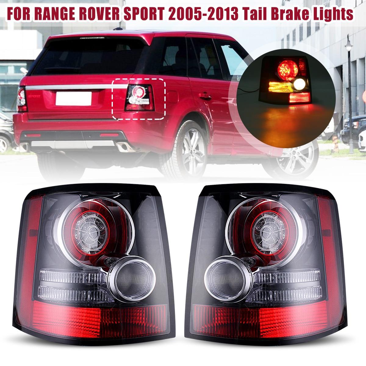 1 paire Pour Land Rover Range Rover Sport 2005 2006 2007-2013 Arrière Queue feux de freinage Pare-chocs Réflecteur Queue feu stop